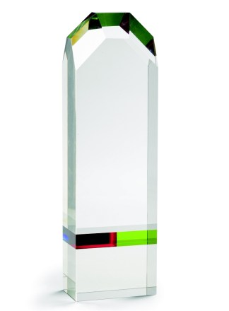2319-Cristal-Economico-Trofeo-Placa-Reconocimiento-Homenaje