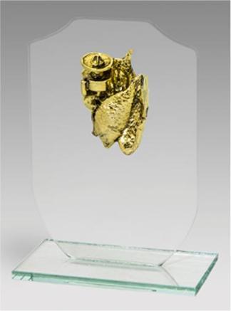 Trofeo-Boda-Personalizados-cristal-Placa-de-Conmemorativa-Eventos-Bodas-7405