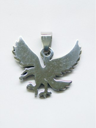 Colgante-acero-Aguila-Barato