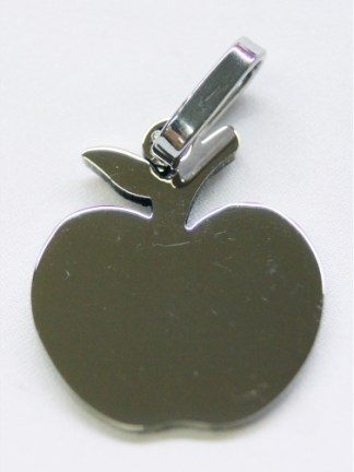 Colgante-acero-manzana-Barato