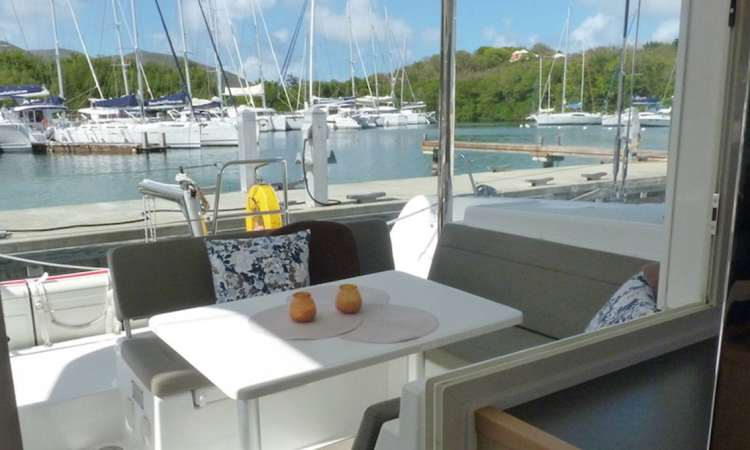 Multihulls Charter French Maid Lagoon
