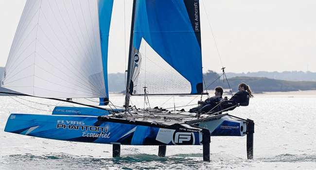 Foiling Week Celebrates its Fifth Anniversary