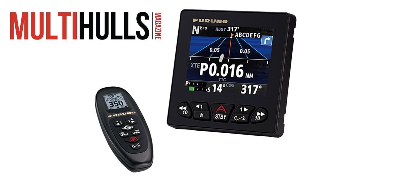 """Furuno Navpilot 300 Makes Steering as Easy as """"Point And Shoot"""""""