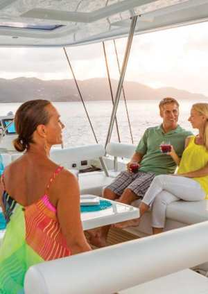 5800 CY Legacy Gallery Flybridge Multihulls Magazine