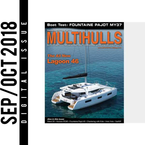 Multihulls Magazine SEP-OCT-2018