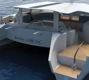Schionning Arrow 1500 Multihulls Magazine
