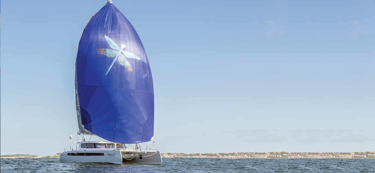 Ullman Sails: Proud Sail Maker of Choice for South African Multihull