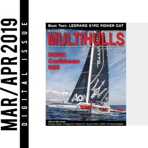 MAR APR 2019 Multihullls Magazine
