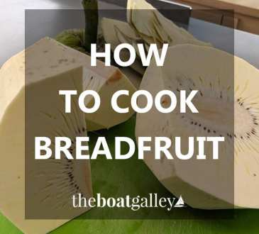 How To Cook Breadfruit Multihulls Magizine