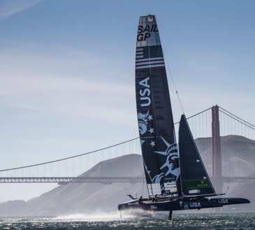 US SailGP Multihulls Magazine