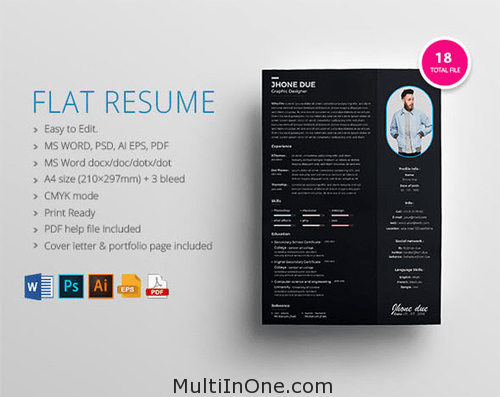 how to put a resume online