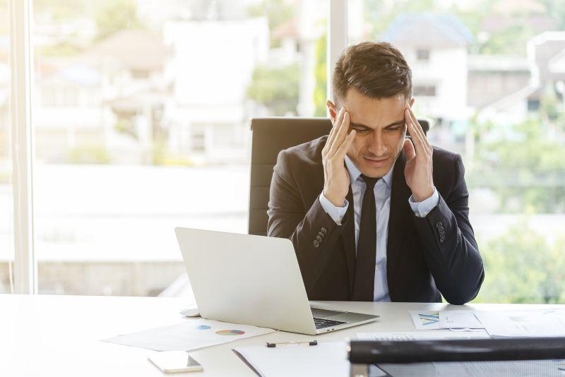 munkahelyi depresszió