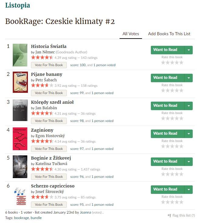 czeskie klimaty 2 pakiet bookrage książki