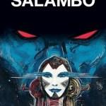 Salambo okładka komiksu