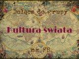 Baner grupy FB Kultura świata