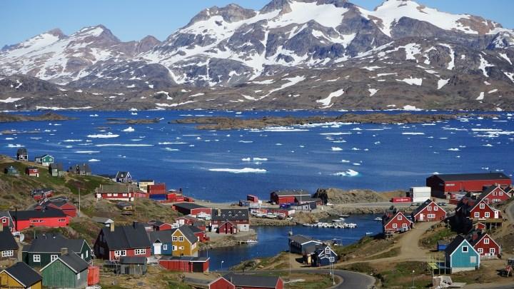 """Poznaję świat czyli jak uniknąć Anaruka """"Srajto"""" chłopca z Grenlandii"""