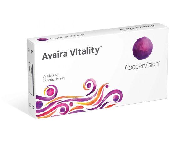 Avaira Vitality, lente de contato