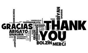 thank-you via Celestine Chua