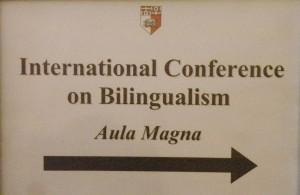 International Conference on Bilingualism