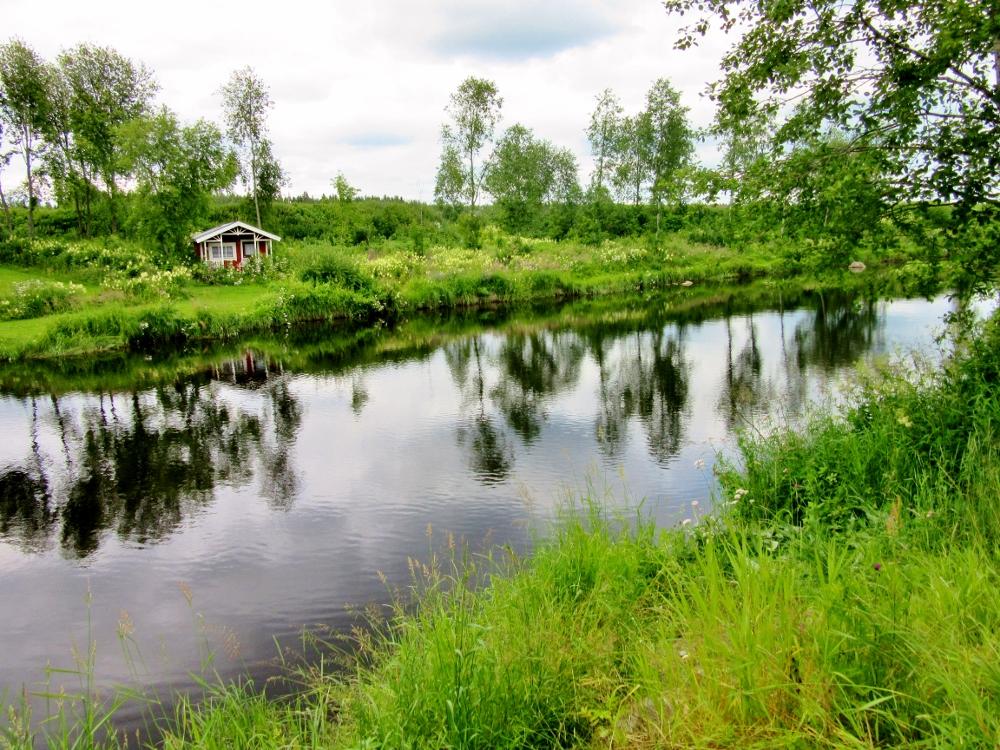 Dagsmark river