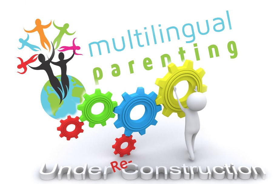 Multilingual Parenting is getting (re)organised!