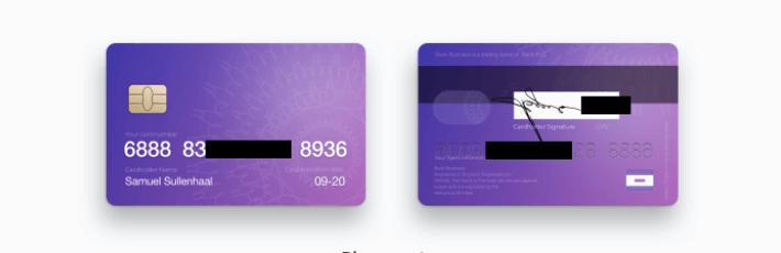 Sprawdzanie karty kredytowej w IQ Option