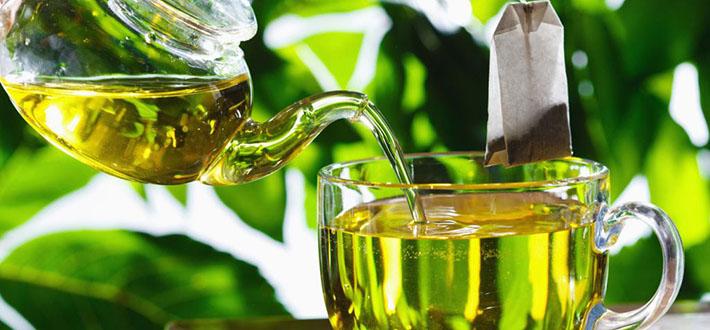 Para que serve o chá-verde