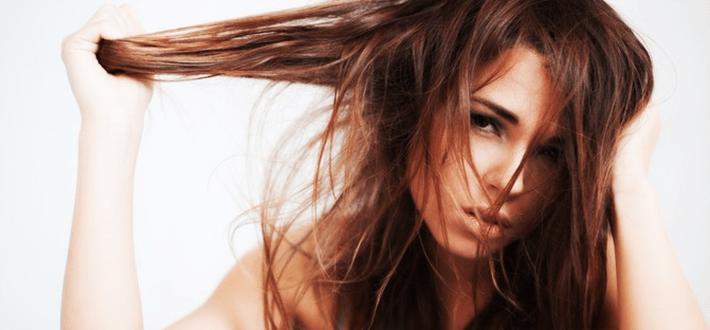 Como tirar a oleosidade do cabelo