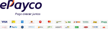 Checkout ePayco (Tarjetas de crédito,debito,efectivo)