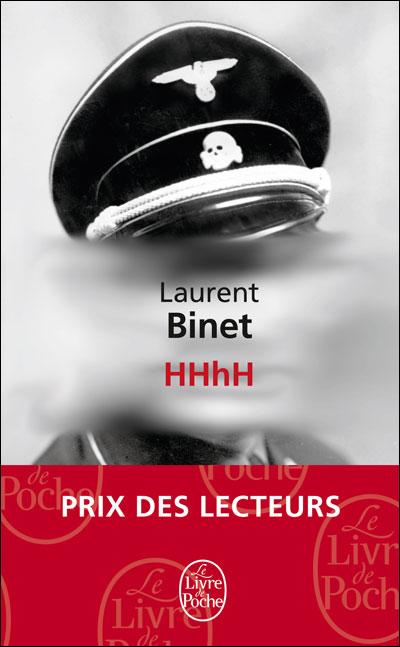 HHhH Laurent Binet