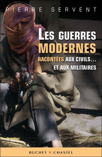 Couverture Guerres modernes...