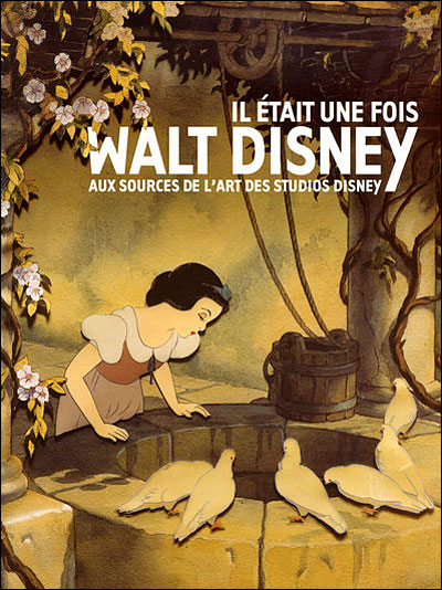 Disney at the Louvre