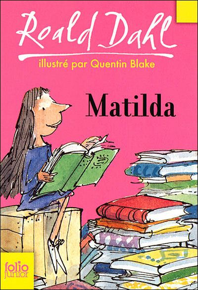Couverture - Matilda