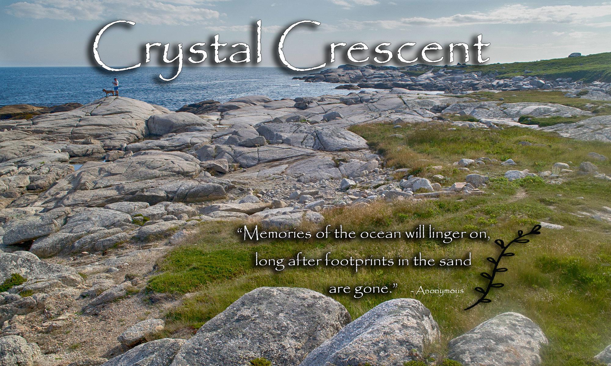 Crystal Crescent Provincial Park Photos