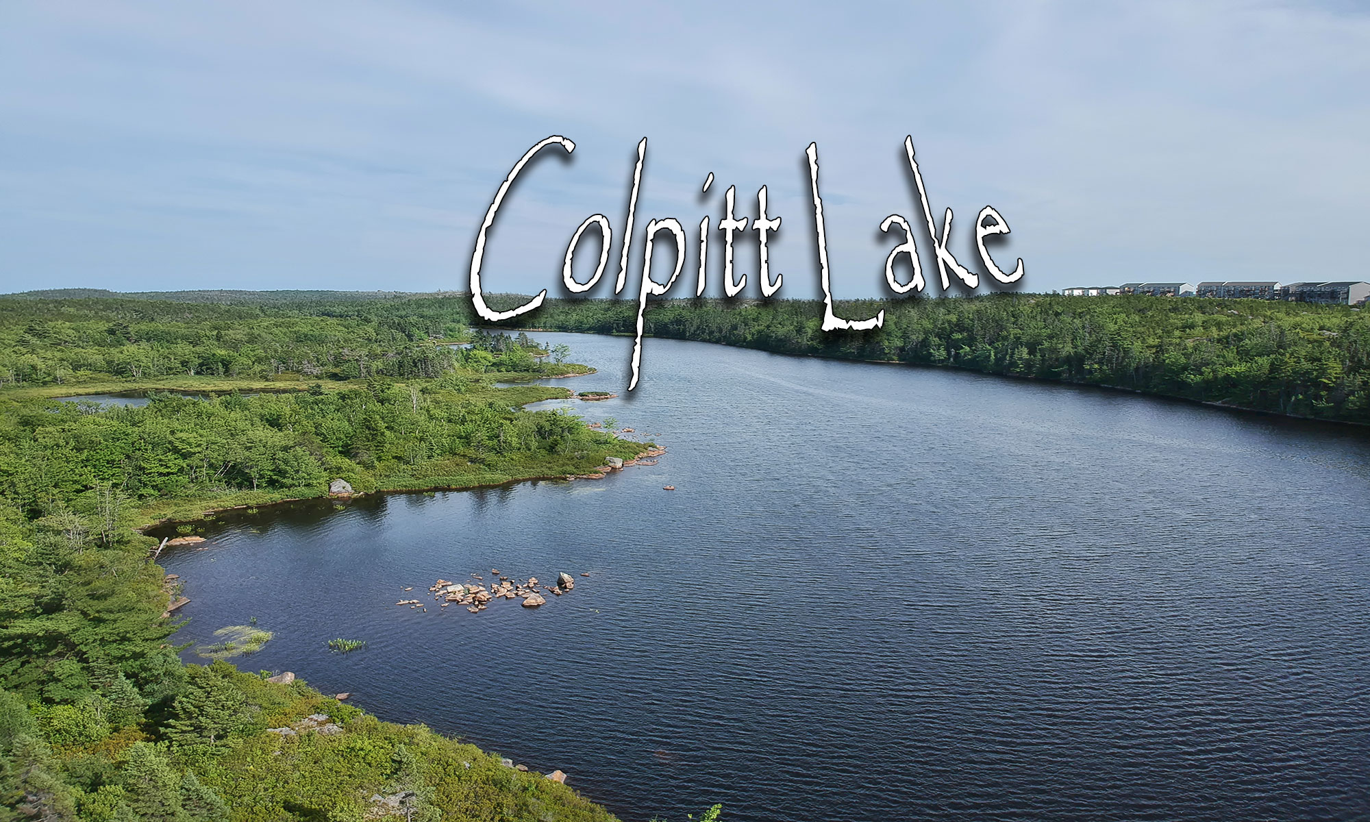 Colpitt Lake Photos