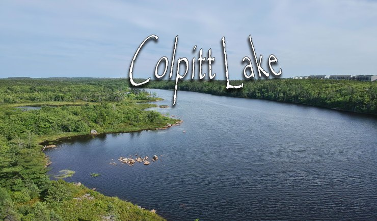 Colpitt Lake Photos