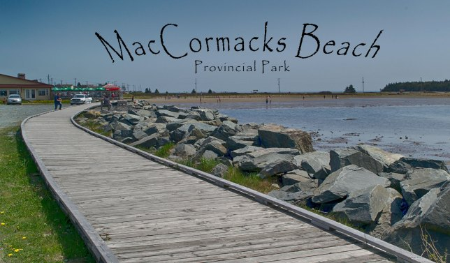 MacCormacks Beach Provincial Park