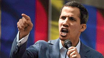 Juan Guaidó, Venezuela, Nicolás Maduro, crisis en Venezuela.