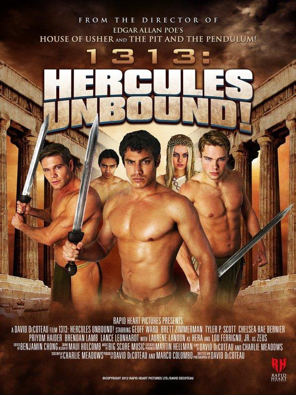 1313 Hercules Unbound! (2002)