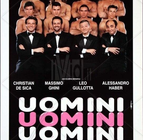 Uomini, uomini, uomini (1995)