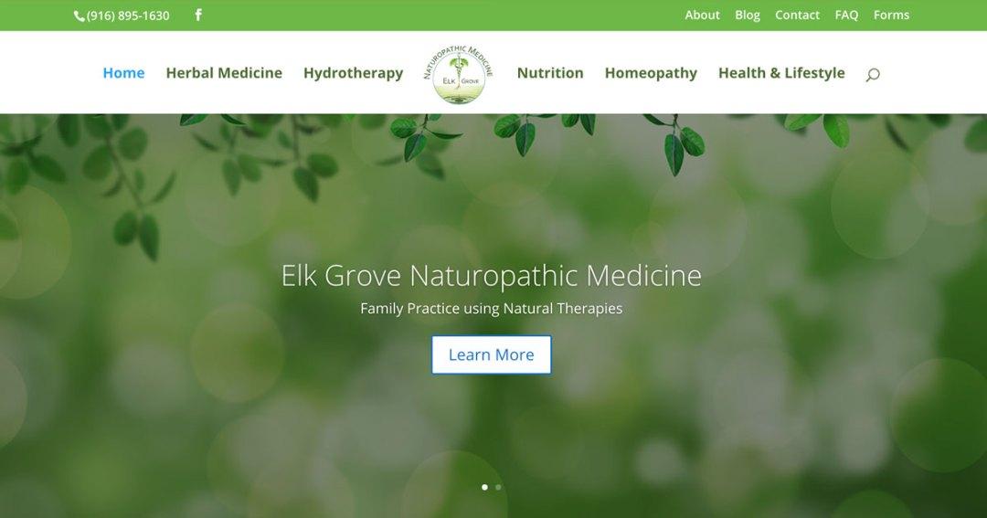 ELK GROVE NATUROPATHIC MEDICINE