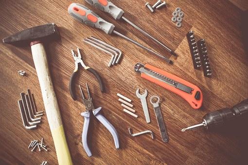narzędzia modelarskie