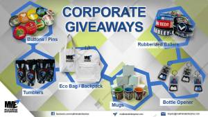 Corporate Giveaways