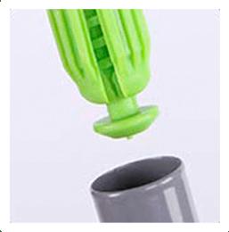 Универсальная и функциональная каучуковая швабра MultiMop
