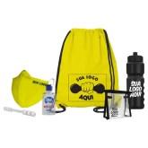 kit proteção viral