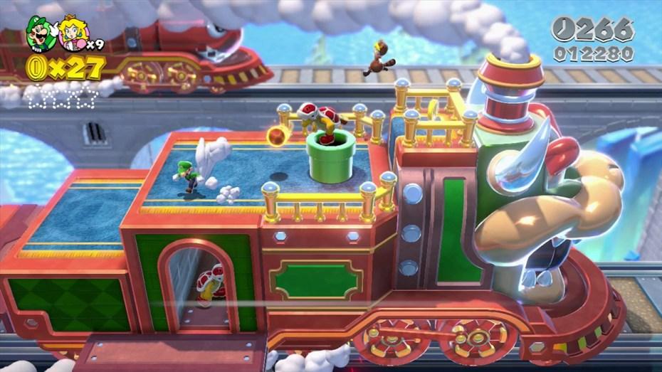 Super Mario 3D World,Aspettando la next gen, Aspettando la next gen – Super Mario 3D World