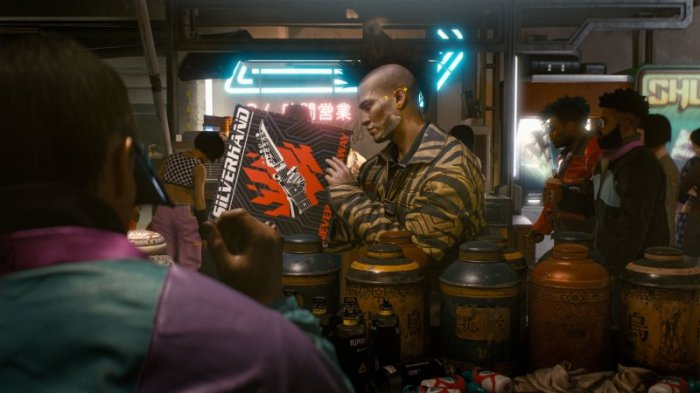 Cyberpunk2077 Gotta Know Where To Look Rgb