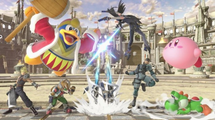 Super Smash Bros Ultimate 2