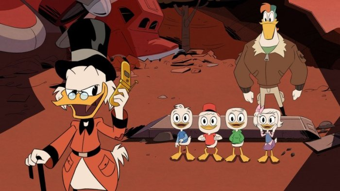 Ducktales Woohoo Song New Seriespng