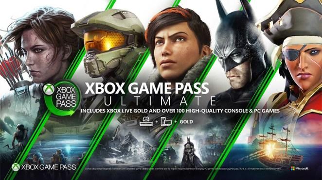 Xbox Game Pass Ultimate disponibile in offerta, presentato con trailer  all'E3 2019 - Multiplayer.it